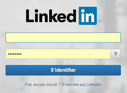 login linkedin ads