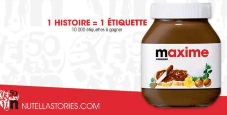 marketing-one-to-one-Nutella