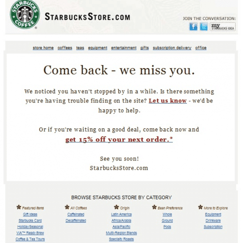 Starbucks-re-engagement