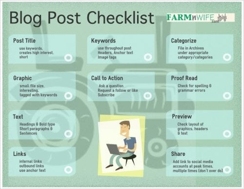 post-checklist