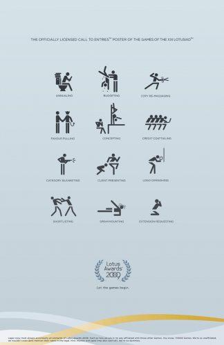 Les publicités les plus originales et créatives sur les Jeux ! 9