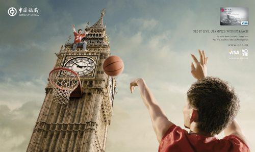 Les publicités les plus originales et créatives sur les Jeux ! 15