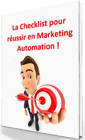 Livre gratuit : La checklist pour passer de l'eMailing au Marketing Automation ! 1
