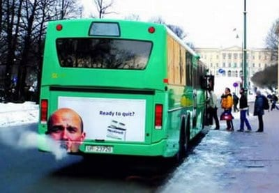 best and creative bus ads (14)