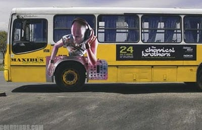 best and creative bus ads (5)