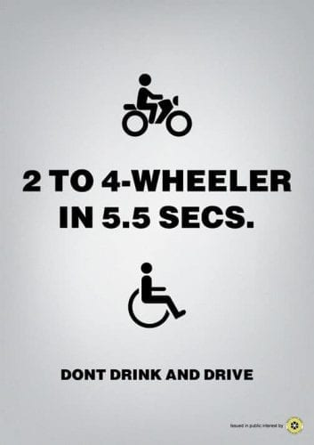 Dont drint & Drive poster