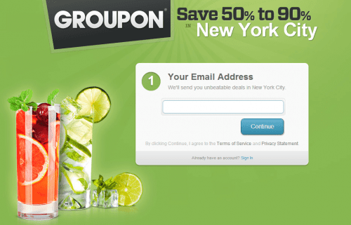 groupon_homepage_sales_funnel