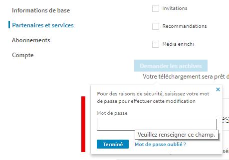 Tutoriel Mailchimp : Comment exporter ses contacts de Linkedin vers Mailchimp ! 5
