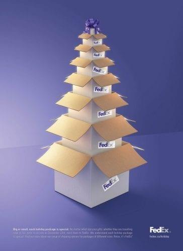 Les 120 publicités sur Noël plus belles et les plus créatives ! 56
