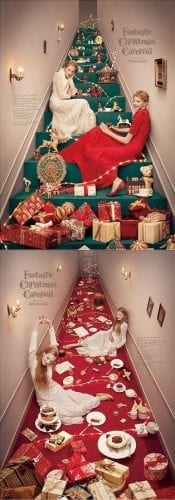 Les 120 publicités sur Noël plus belles et les plus créatives ! 64