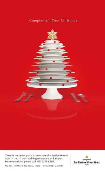 Les 120 publicités sur Noël plus belles et les plus créatives ! 48