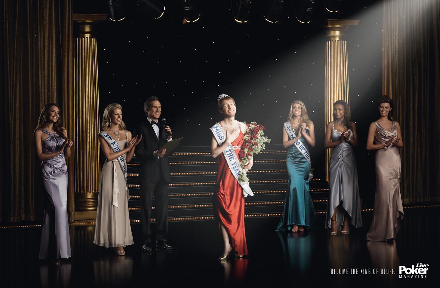 Les publicités les plus belles et les créatives sur les Miss France 54