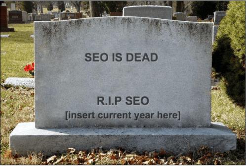 seo-is-dead