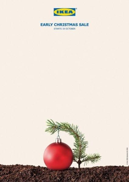 Les 120 publicités sur Noël plus belles et les plus créatives ! 50