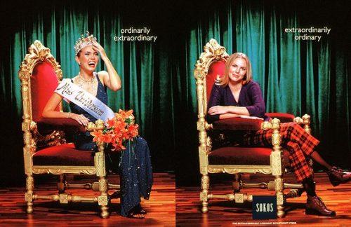 Les publicités les plus belles et les créatives sur les Miss France 4