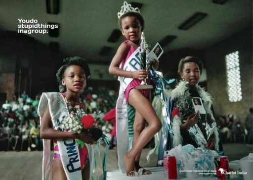 Les publicités les plus belles et les créatives sur les Miss France 16