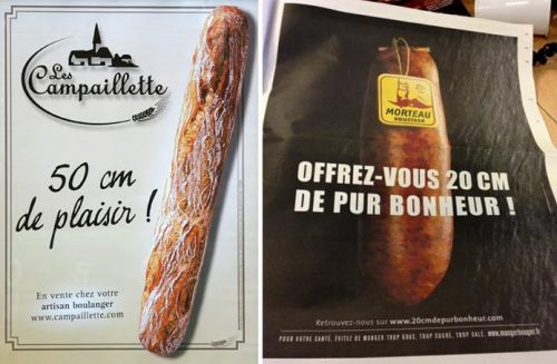 Plus de 100 pubs de Street Marketing créatives à prendre en exemple ! 103