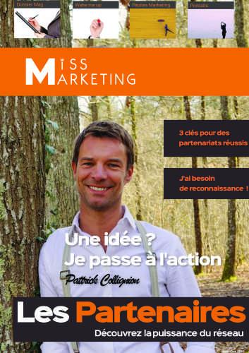 Miss Marketing Magazine : Réussir grâce aux Partenariats + mon interview (59 minutes) 33