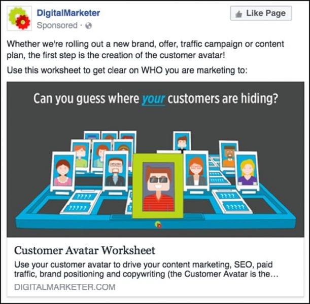 Comment réussir une bonne publicité sur Facebook Ads ? 21