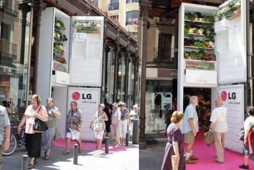 Plus de 100 pubs de Street Marketing créatives à prendre en exemple ! 359