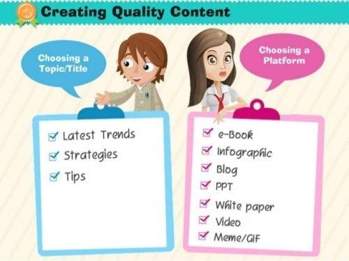 Comment et pourquoi créer une ligne éditoriale ? 5