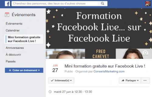 Comment réussir son Facebook Live ? Les conseils de Catherine Daar ! 8