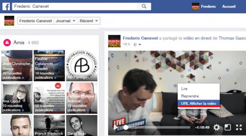 Comment télécharger une vidéo Facebook ? 10