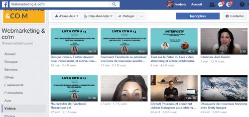 Comment réussir son Facebook Live ? Les conseils de Catherine Daar ! 2