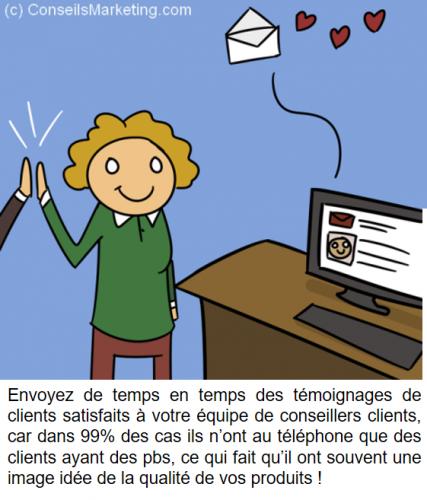 La BD de l'Expérience Client : 73 conseils pour optimiser votre Service Client 17