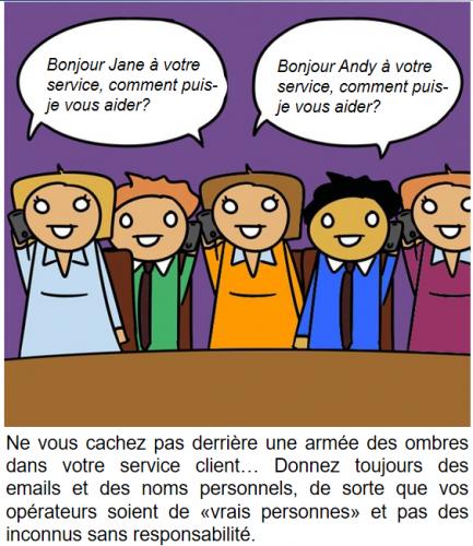 La BD de l'Expérience Client : 73 conseils pour optimiser votre Service Client 7
