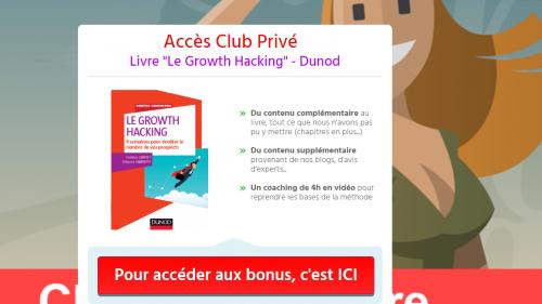 """Ca y est ! Mon livre """"Le Growth Hacking"""" est enfin disponible ! - Les coulisses de la publication d'un livre ! 22"""