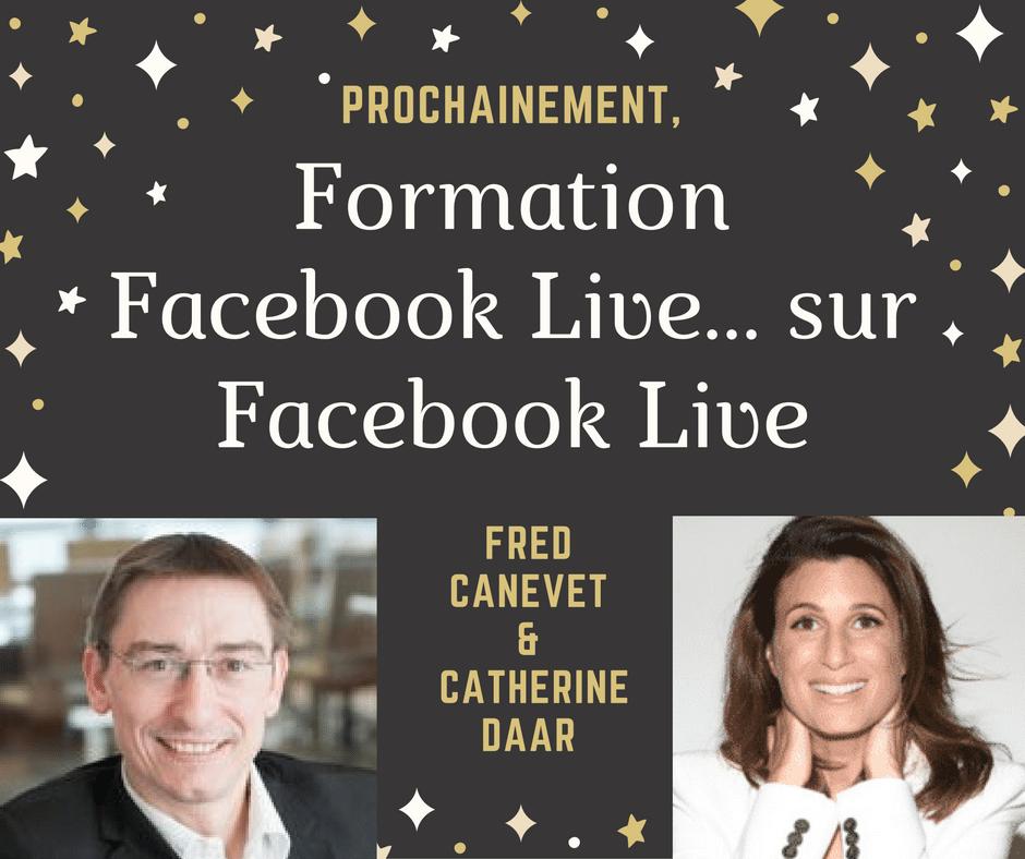 Mini Formation gratuite : Générer du trafic avec Facebook Live le 27 juin 2017 ! 1
