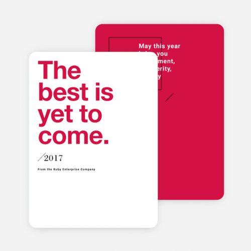 Les cartes de vœux : une opportunité marketing à ne pas manquer + Exemples! 14