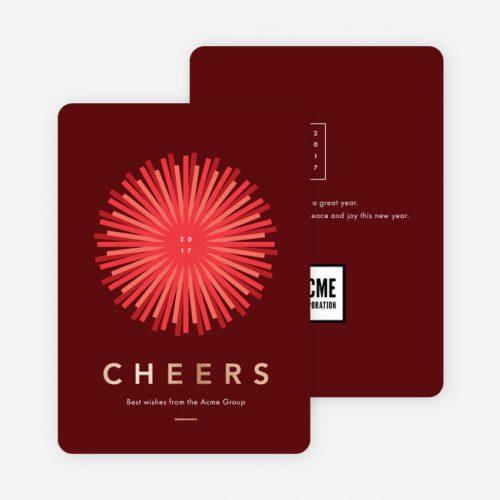 Les cartes de vœux : une opportunité marketing à ne pas manquer + Exemples! 21