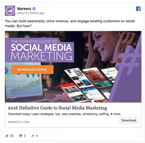 5 étapes pour lancer une publicité Facebook qui convertit. 32