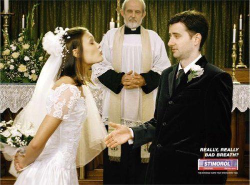 Les plus belles publicités sur le Mariage... pour les fans de Mariés au Premier Regard 9