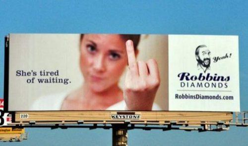 Les plus belles publicités sur le Mariage... pour les fans de Mariés au Premier Regard 42