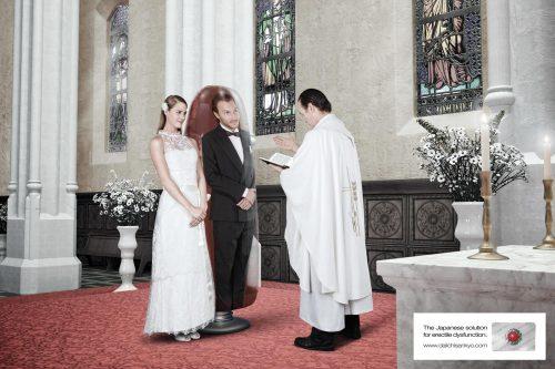 Les plus belles publicités sur le Mariage... pour les fans de Mariés au Premier Regard 37
