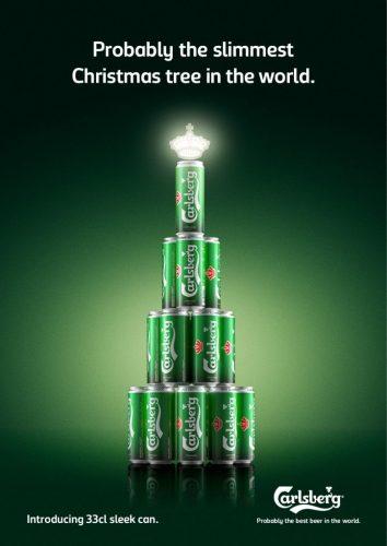 Les 120 publicités sur Noël plus belles et les plus créatives ! 14