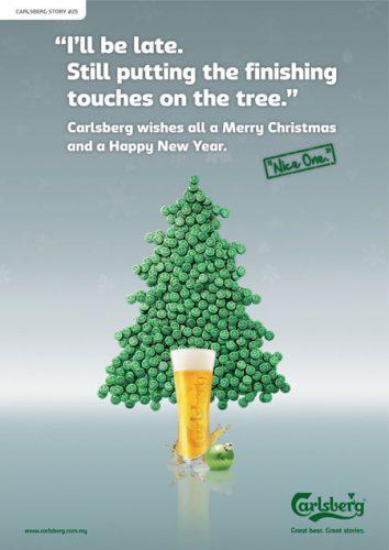 Les 120 publicités sur Noël plus belles et les plus créatives ! 38