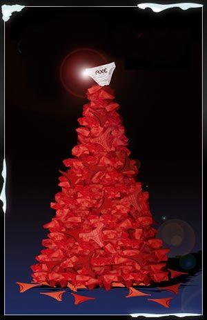 Les 120 publicités sur Noël plus belles et les plus créatives ! 33