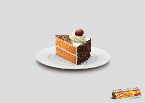 Les publicités les plus créatives sur la Pâtisserie - Spécial #LeMeilleurPâtissier 29
