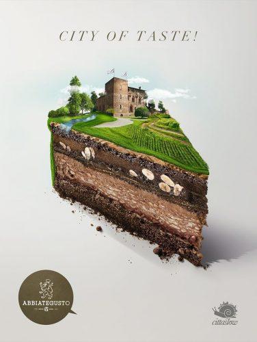 Les publicités les plus créatives sur la Pâtisserie - Spécial #LeMeilleurPâtissier 30