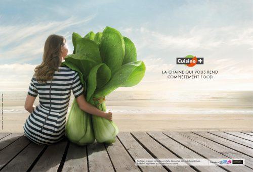 Les publicités les plus créatives sur la Pâtisserie - Spécial #LeMeilleurPâtissier 35