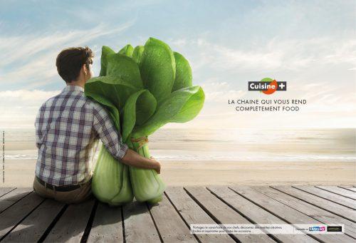 Les publicités les plus créatives sur la Pâtisserie - Spécial #LeMeilleurPâtissier 36