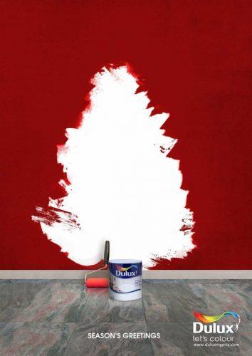 Les 120 publicités sur Noël plus belles et les plus créatives ! 42