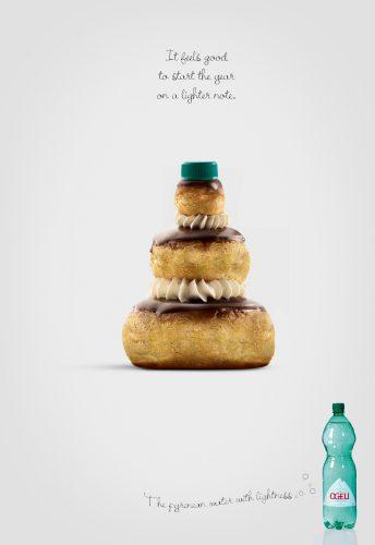 Les publicités les plus créatives sur la Pâtisserie - Spécial #LeMeilleurPâtissier 43