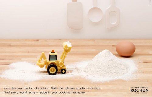 Les publicités les plus créatives sur la Pâtisserie - Spécial #LeMeilleurPâtissier 46
