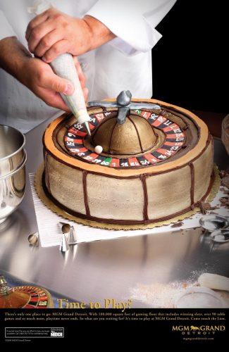 Les publicités les plus créatives sur la Pâtisserie - Spécial #LeMeilleurPâtissier 50