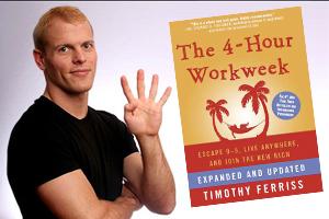 Voici mon avis sur le livre « La Semaine de 4 heures » de Tim Ferriss 2